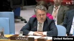 Сергій Кислиця, Постійний представник України в ООН