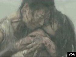Kineski film Aftershock