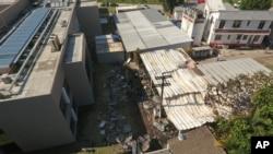 Flamengo futbol kulübünün spor okulunda çıkan yangında 10 çocuk hayatını kaybetti.