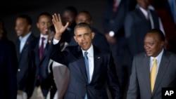 Kenya Obama