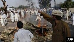 Afg'onistonning Nangarhor viloyatida qabilalar bir-biri bilan chiqisha olmaydi