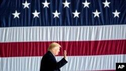 美国当选总统川普(资料照)