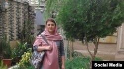 گلرخ ابراهیمی ایرایی، فعال مدنی زندانی در ایران