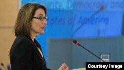 Sara Syuval, AQSh Davlat kotibining Fuqaro xavfsizligi, demokratiya va inson huquqlari bo'yicha muovini
