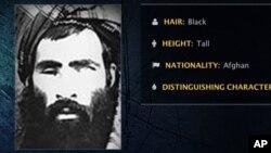 塔利班首領奧馬爾(資料圖片)
