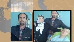 بهنام ابراهیم زاده : بازگشتم به زندان جان فرزند بیمارم را به خطر می اندازد
