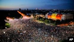 10,08.2018 Bukurešt, Rumunija