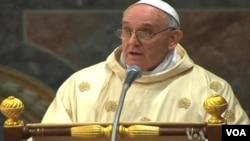 ພະສັນຕະປາປາ Francis