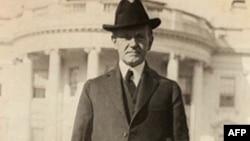 Kalvin Kulidž, trideseti predsednik Amerike - na baš rečiti čovek koji je za svog mandata smanjio porez i federalno trošenje, a i potpisao odredbu kojom se Indijancima garantuje puno američko državljanstvo