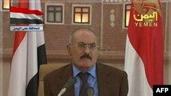Алі Абдалла Салех домагається міжнародних гарантій