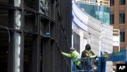 La construcción es una de las áreas que ha registrado crecimiento y generado nuevos empleos en Estados Unidos.
