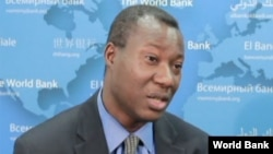 World Bank Senior Economist Allen Dennis (World Bank).