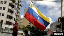 Manifestante, Venezuela