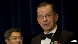 Ðô đốc Mike Mullen Chủ tịch Ban Tham Mưu Liên quân Hoa Kỳ