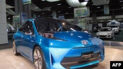 Toyota расширяет производство в России