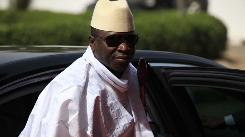 Rights Group: Gambia Holding Friends, Relatives of Coup Participants