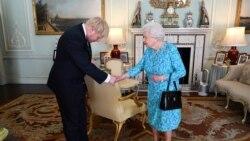 ၿဗိတိန္၀န္ႀကီးခ်ဳပ္သစ္ Boris Johnson တရား၀င္ခန္႔အပ္