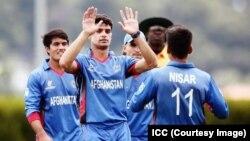 تیم ۱۹ سال کرکت افغانستان پیش از این پاکستان را نیز شکست داده بود