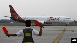 Lion Air Jetliner