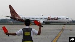 Pesawat Batik Air (Foto: dok.)