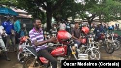 Motoqueiros, São Tomé