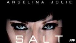 Nữ diễn viên Angelina Jolie và phim hành động 'Salt'