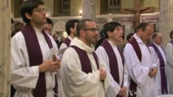 Argentinians in Rome Celebrate Pope Francis