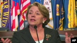US Congresswoman Niki Tsongas (D-MA) wrapped up her one-week visit to Cambodia on Thursday.