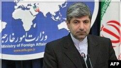 Portparol Ministarstva inostranih poslova Ramin Mehmanparast rekao da je cilj posete inspektora IAEA pronalaženje okvira za dijalog i saradnju Irana i agencije Ujedinjenih nacija, 21. februar 2012.