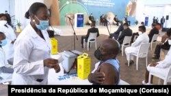 Campanha de vacinação, Moçambique