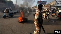 کراچی اسٹرائیک کال