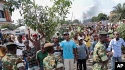 Amahoro arakenewe mu Burundi