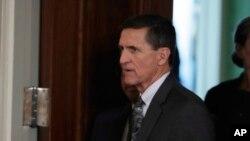 Колишній радник з національної безпеки Майкл Флінн у Білому домі