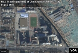 China Agricultural University