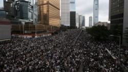 香港6.12事件后外表平静 抗争者密切观察当局动态