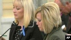 Widows of BP oil rig blast victims testify before US Congress