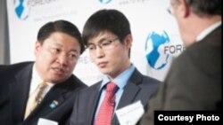 [출발! 워싱턴 현장] 탈북자 신동혁, 워싱턴 토론회 연설