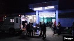 Guatemala accident