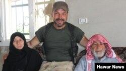 Abu Amjad serokê Meclisa Leşkerî ya Minbic ê