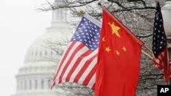 چین ولسمشر به د امریکايي مقاماتو سره په مختلفو شریکو گټو چارو هم خبرې کوي