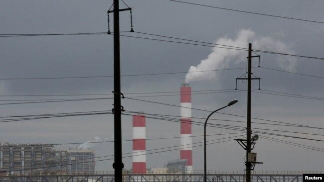 Nhà máy thép Formosa ở tỉnh Hà Tĩnh, miền trung Việt Nam, 31/3/2017