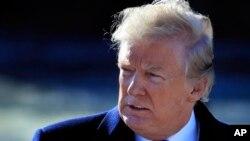 El presidente Donald Trump asistirá el lunes a Atlanta, Georgia, con motivo del Campeonato de Fútbol Americano Universitario.