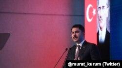 Çevre ve Şehircilik Bakanı Murat Kurum, İstanbul Büyükşehir Belediye Başkanı Ekrem İmamoğlu'nun, İBB'nin Kanal İstanbul protokolünden çekildiği yönündeki açıklamasına yanıt verdi. Kurum, protokolden çekilmek için meclis kararı gerektiğini söyledi.