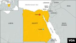 ແຜນທີ່ເມືອງ Luxor