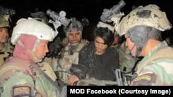 افغان ځانګړو ځواکونو د روان لمریز کال په تیرو شاوخوا دریو میاشتو کې د وسله والو طالبانو شپږ زندانونه مات کړي دي.