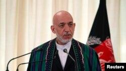 Afg'oniston prezidenti Hamid Karzay