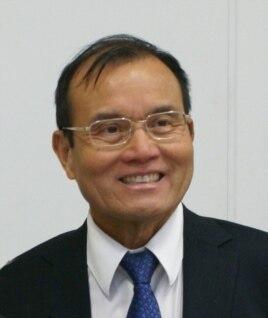 Giáo sư Lê Đình Thông.