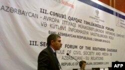 Azərbaycan-Avropa İttifaqı münasibətlərində vətəndaş cəmiyyəti və medianın rolu müzakirə edilib