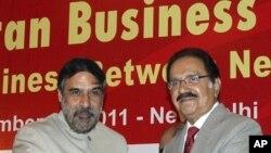 بھارتی تجارتی وفد کا دورہ پاکستان (فائل)