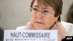La Alta Comisionada de DD.HH. de la ONU, Michelle Bachellet, dijo en un comunicado el viernes 21 de diciembre de 2018 que existe preocupación por la situación que atraviesa Nicaragua.
